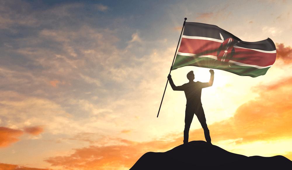 Kenya Independence image