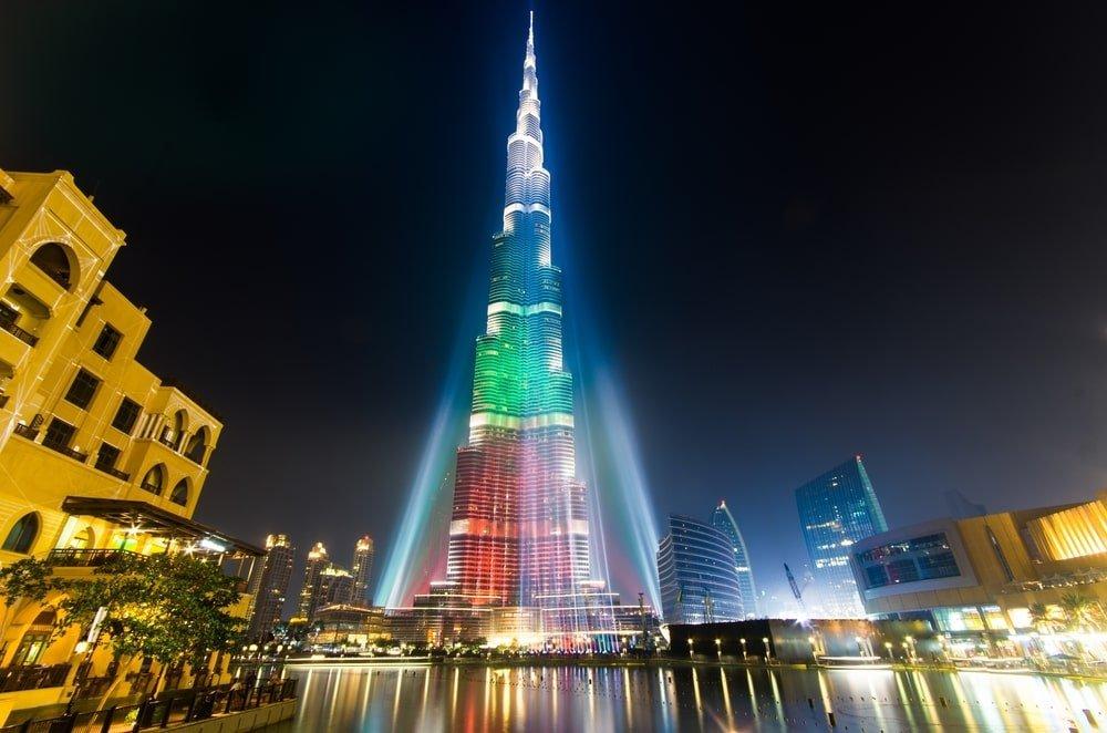 UAE National Day celebration pic
