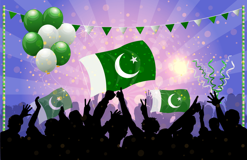 Pakistan National Day Celebration