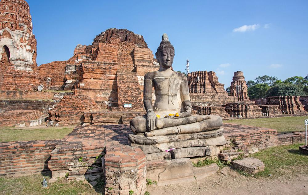 Ayutthaya Kingdom,Thailand