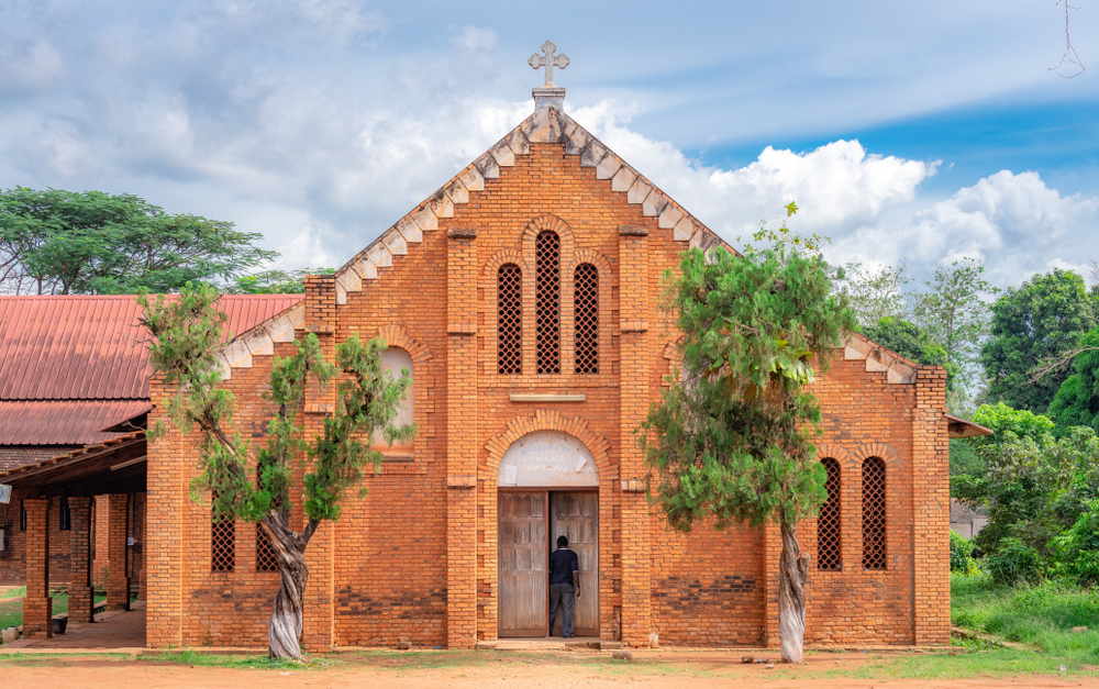 church in Central African Republic