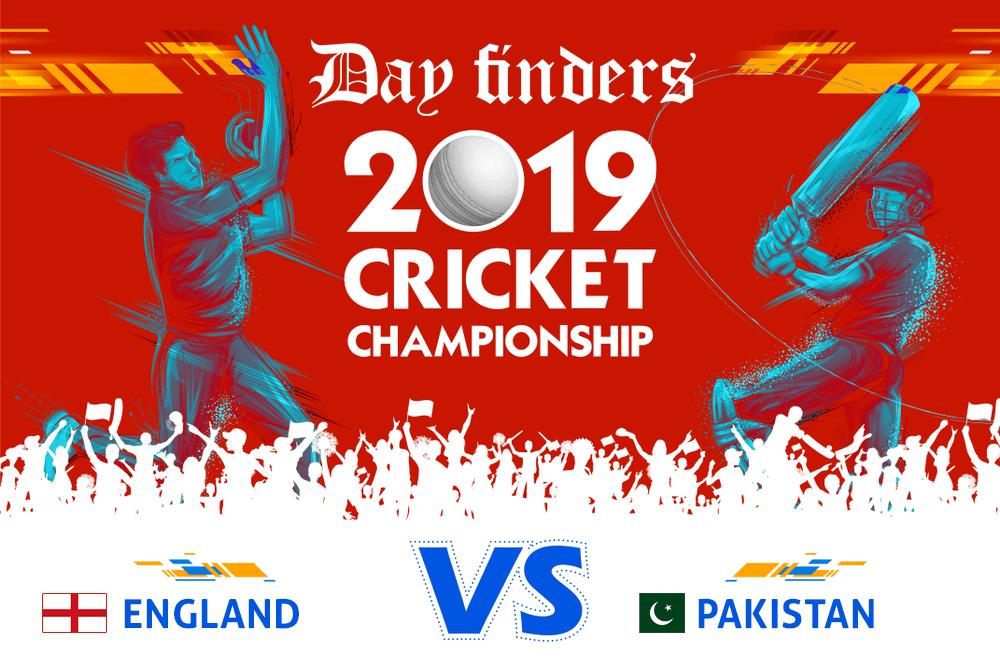 England Vs Pakistan