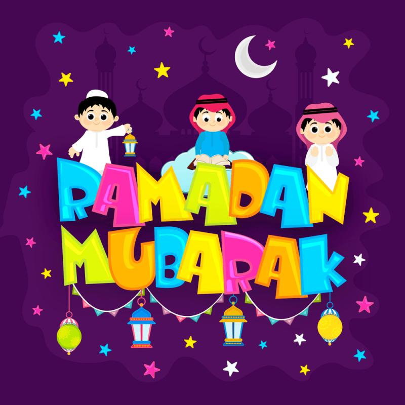 Happy Ramadan Mubarak Image