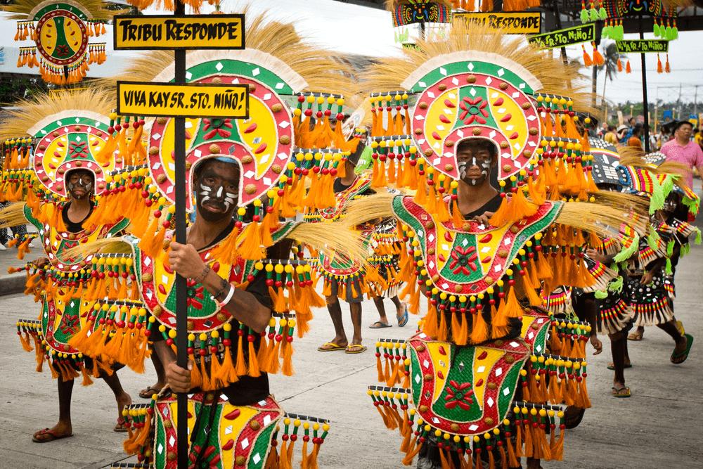 Celebrate Ati-Atihan Festival