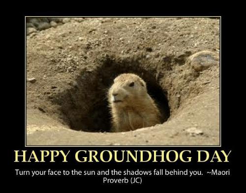 Groundhog Day (February 2): History, Celebrations, Quotes ...