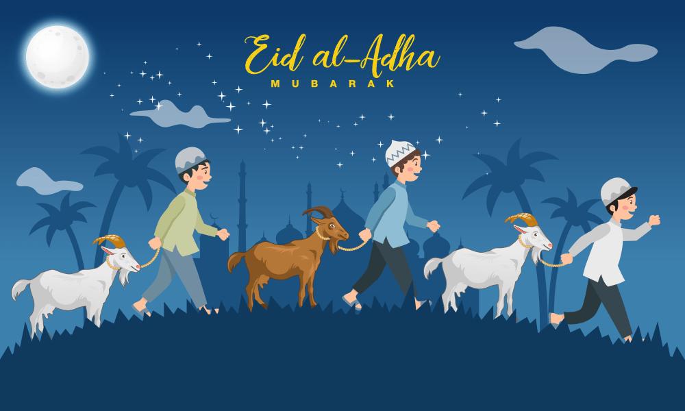 Eid ul Adha Mubarak pic