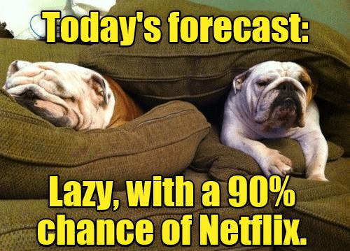 Lazy Day meme