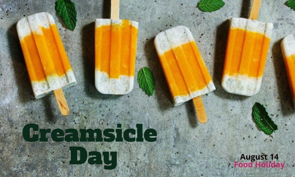 Creamsicle Day