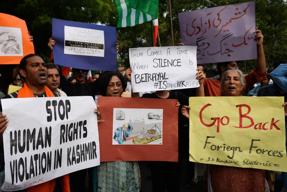 15 August Black Day Kashmir Pakistan
