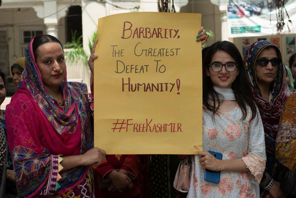 Kashmir Black Day August 15