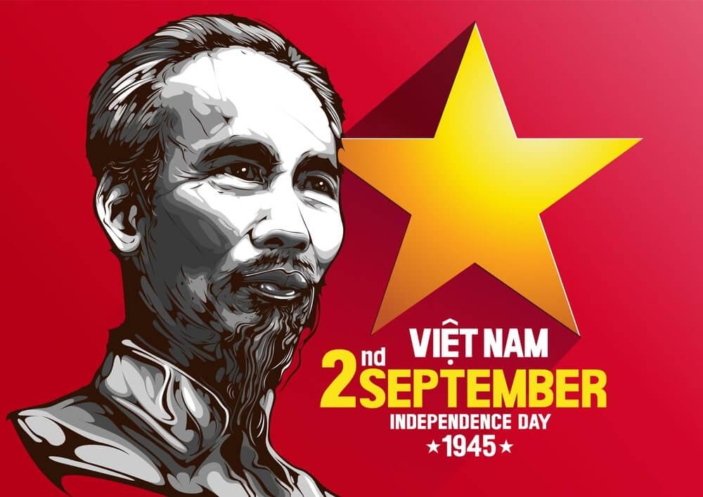 Vietnam National Day on 2 September