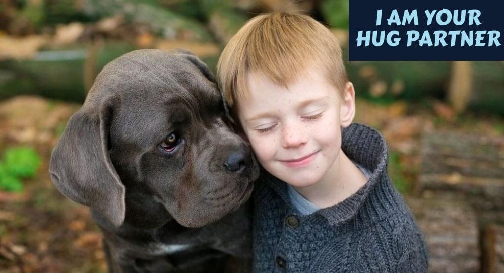 Adopt A Black Dog October 1