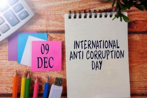 9th Dec, International Anti Corruption Day